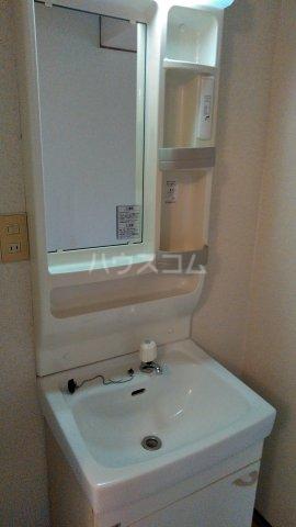 コーポ杉屋 303号室の洗面所