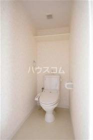 ボン・ナテュール 303号室のトイレ