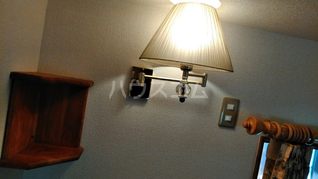 セザンヌ中条 108号室のロビー