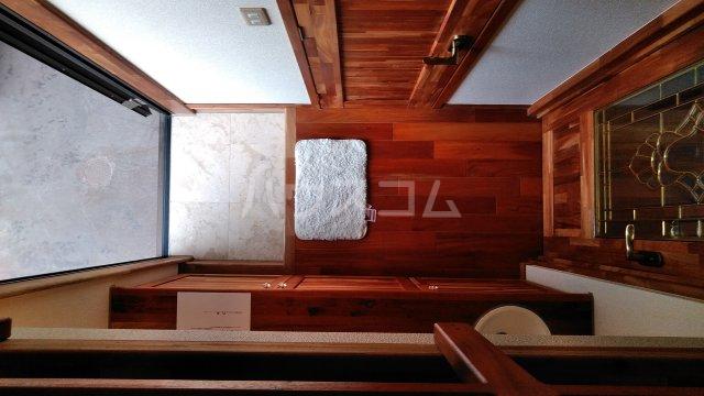 セザンヌ中条 108号室の玄関