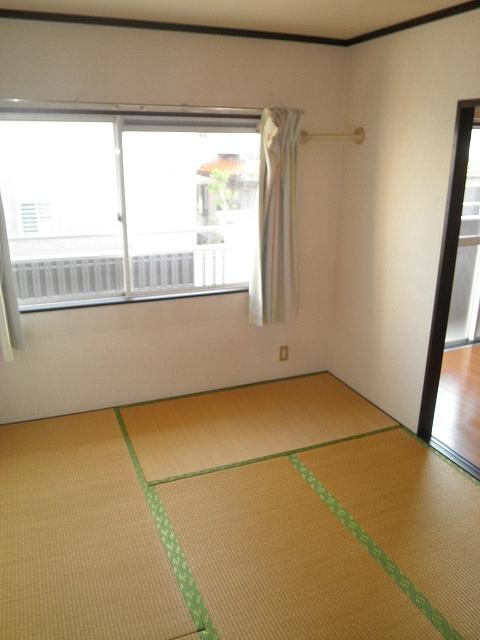 ファミール井川 201号室の景色