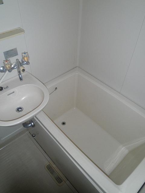 ファミール井川 201号室の洗面所