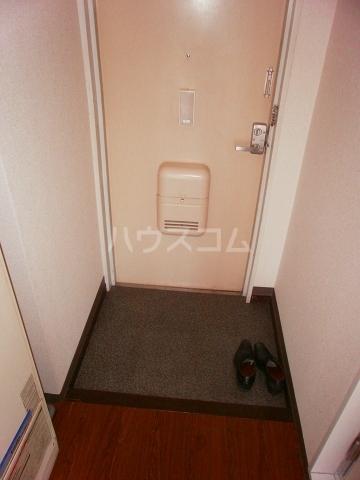グリーンヒル№2 203号室の玄関