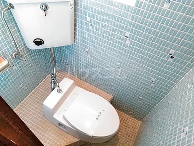 エトワールハイツ豊川 102号室のトイレ