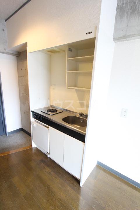 FESTA80 107号室のキッチン