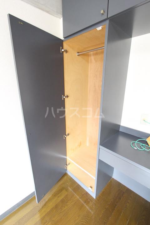 FESTA80 107号室の収納