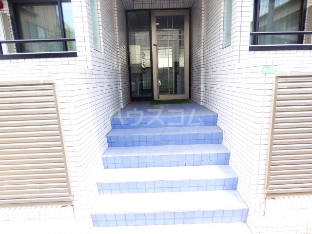 永和第5ビル 101号室の玄関