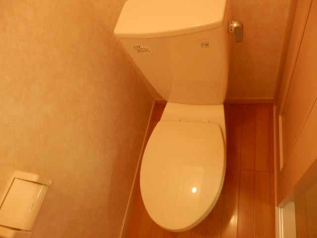 永和第5ビル 101号室のトイレ