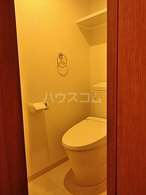 インセンスビレッジ 102号室のトイレ