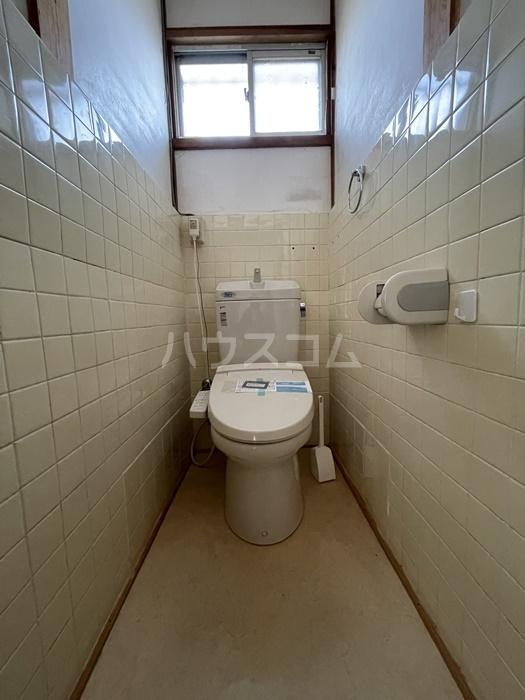コーポ上豊田平屋 3号室のキッチン