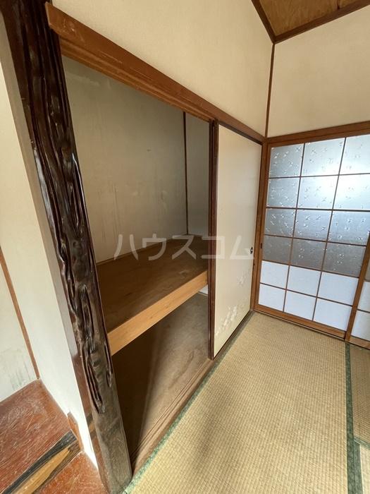 コーポ上豊田平屋 3号室のトイレ
