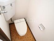 高橋ハイツ 101号室のトイレ