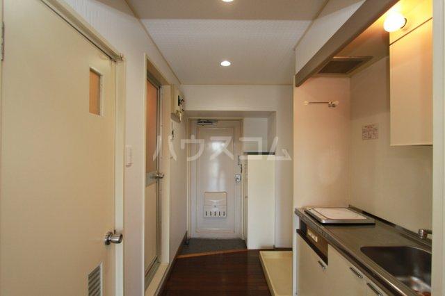 ガーデンハイツ石黒 206号室のキッチン