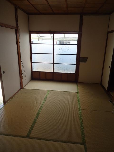 那須住宅 3号室の居室