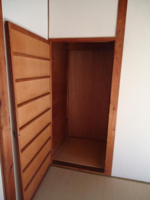 那須住宅 3号室の設備