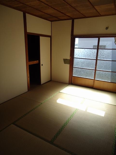 那須住宅 3号室のリビング