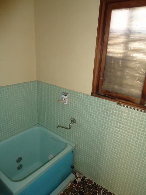那須住宅 3号室の風呂