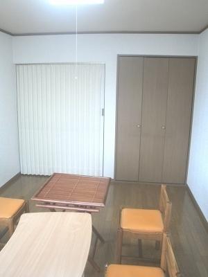 フェニックス248 207号室のリビング