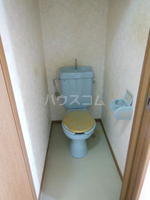 フェニックス248 207号室のトイレ