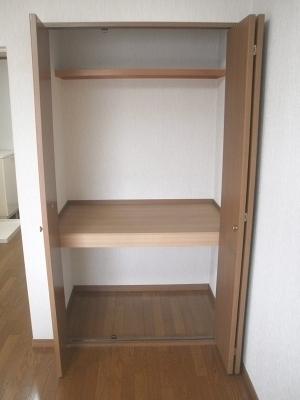 フェニックス248 207号室の収納
