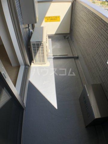 サニーオレンジ 02070号室のバルコニー