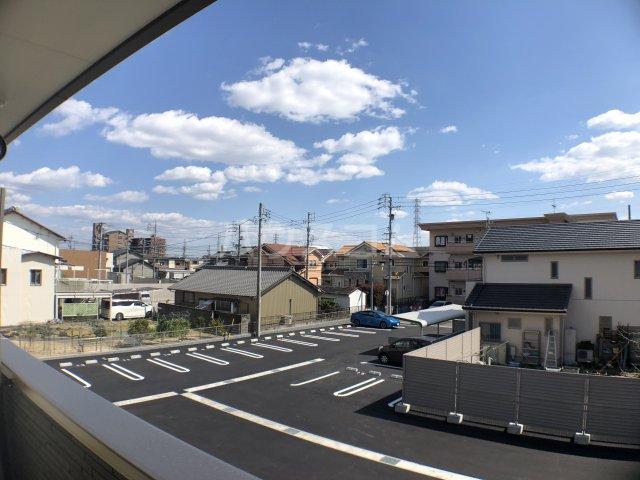 サニーオレンジ 02070号室の景色