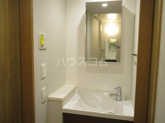 パークヒルズ経堂 107号室の洗面所