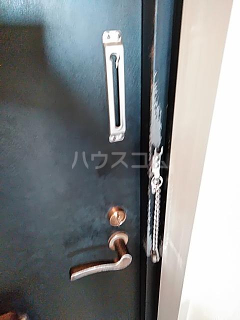 Wisteria Court 304号室のセキュリティ