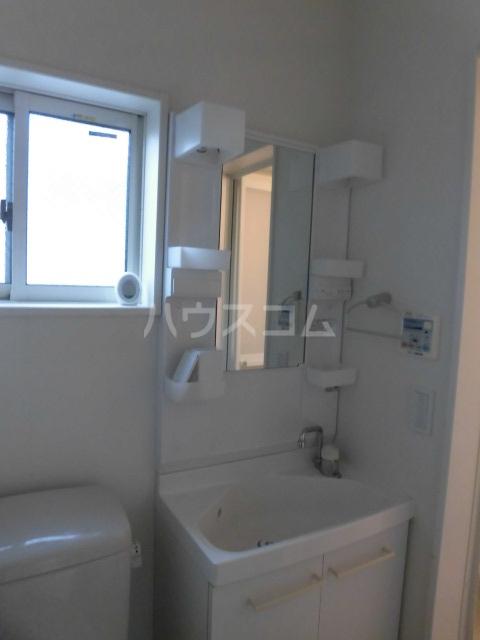 グランエッグス学芸大学 203号室の洗面所