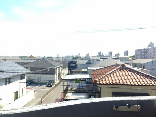 エスプラネード 402号室の景色