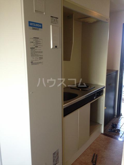 エスプラネード 402号室のキッチン