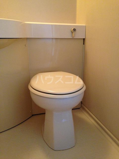 エスプラネード 402号室のトイレ