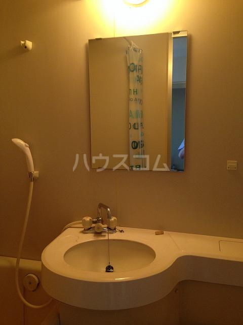 エスプラネード 402号室の洗面所
