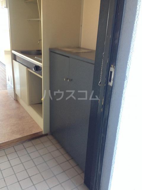 エスプラネード 402号室の収納