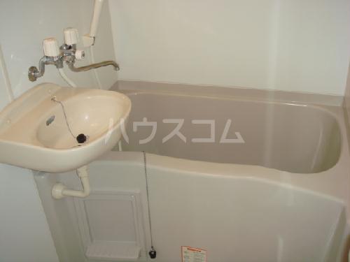 レオパレスMINA 205号室の洗面所
