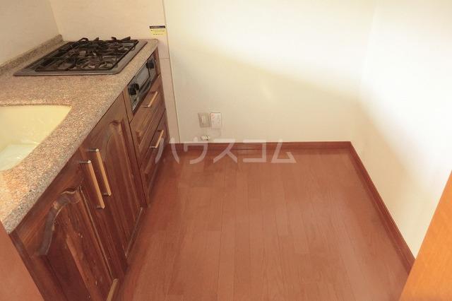 ガーデンコートHISOKO 102号室のキッチン