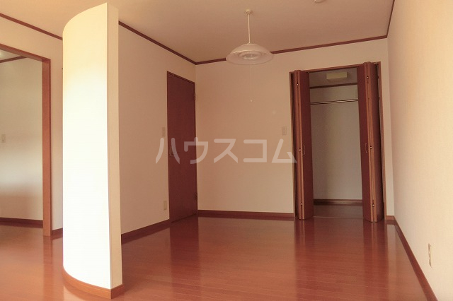 ガーデンコートHISOKO 102号室のベッドルーム