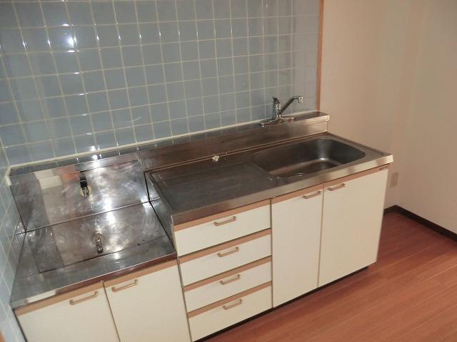 パストラル宮前 201号室のキッチン