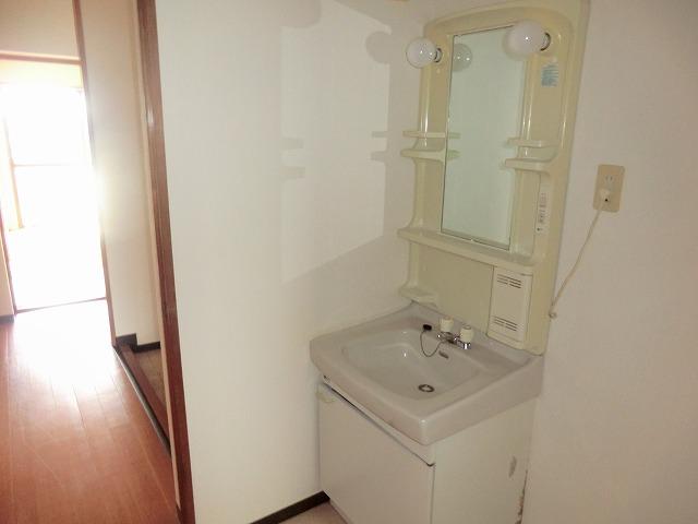 パストラル宮前 201号室の洗面所