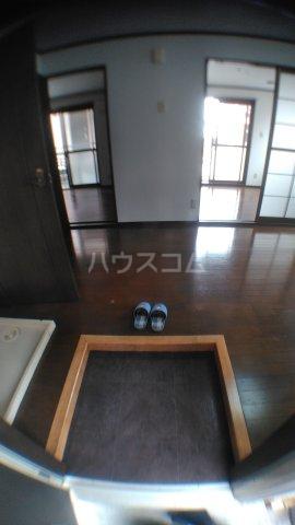 カーサハザマ 101号室の居室