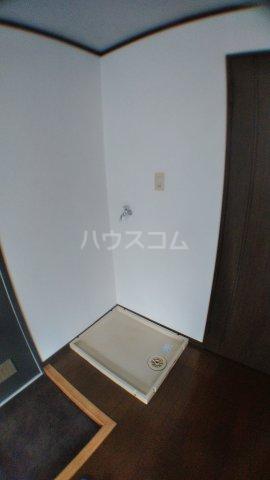 カーサハザマ 101号室のリビング