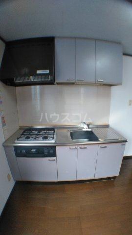 カーサハザマ 101号室のキッチン