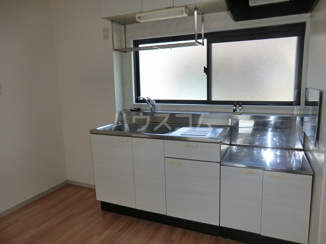 セジュールOZ 205号室のキッチン