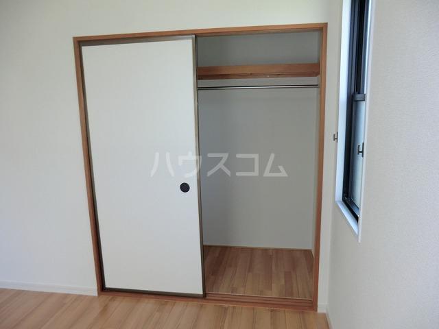 セジュールOZ 205号室の収納