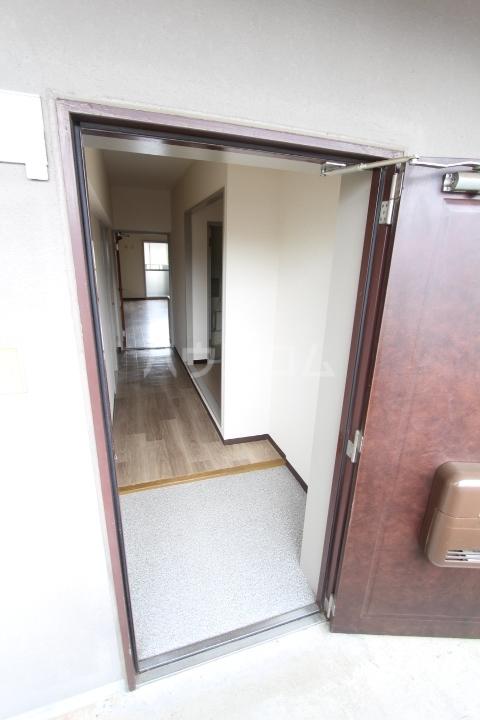 美里原田ビル 2A号室の収納
