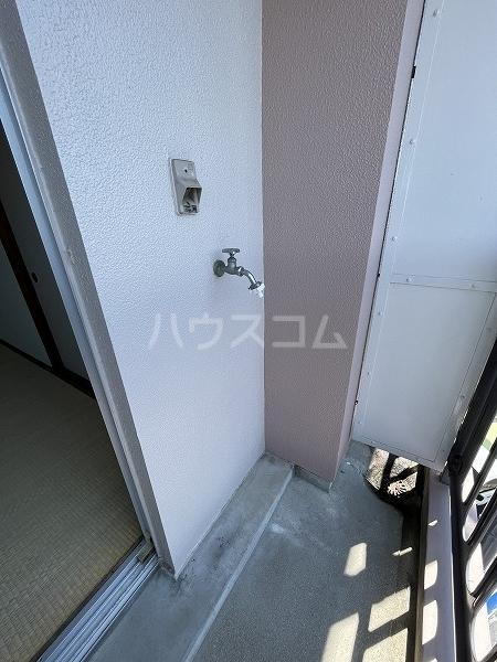 マンションTU 301号室のキッチン