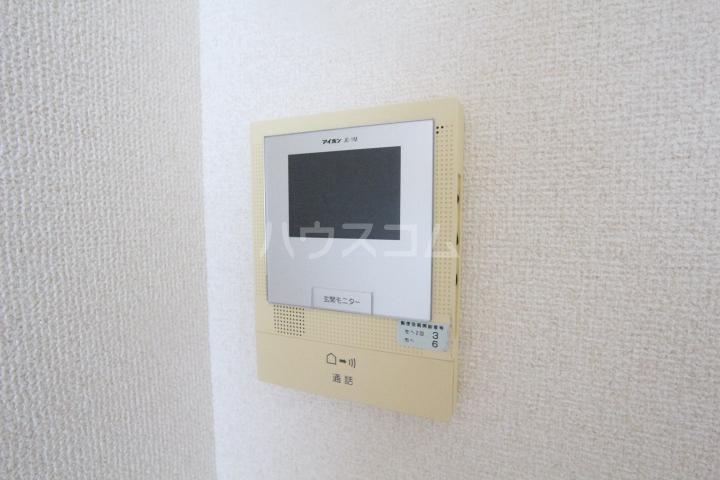 パセオ丸山 202号室のセキュリティ