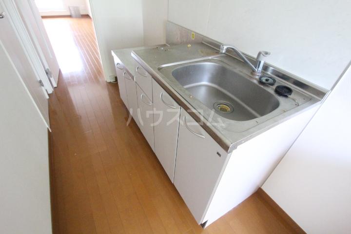 パセオ丸山 202号室のキッチン