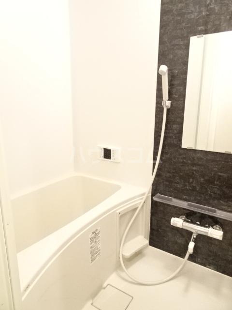 Woodman 101号室の風呂