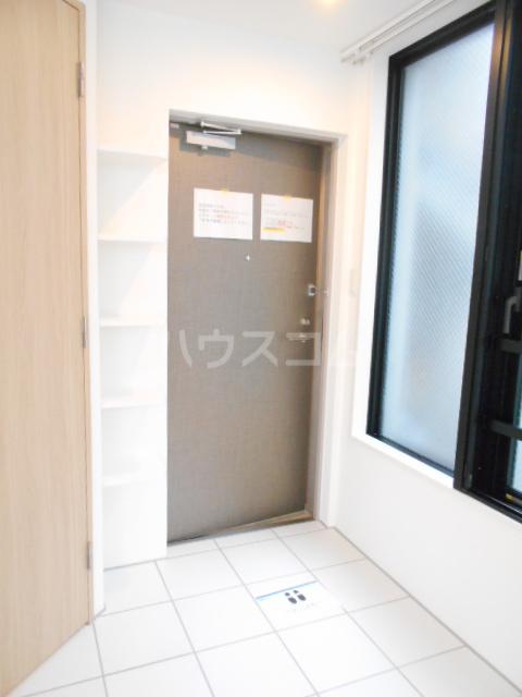 EXAM桜新町 102号室の玄関